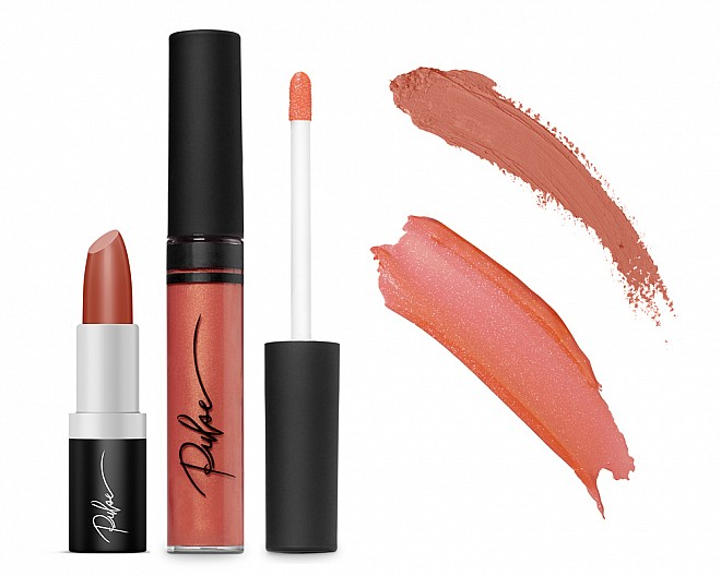 Pleasantly Peach Lip Set